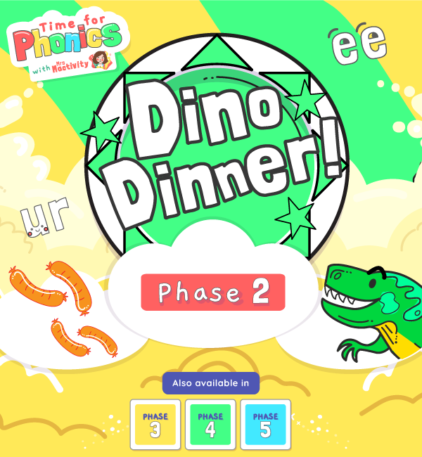Free phase 2 online phonics games for kids