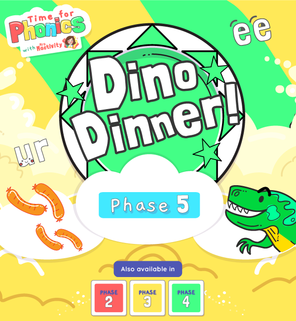 Free phase 5 online phonics games for kids