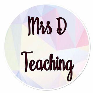 Mrs D Teaching